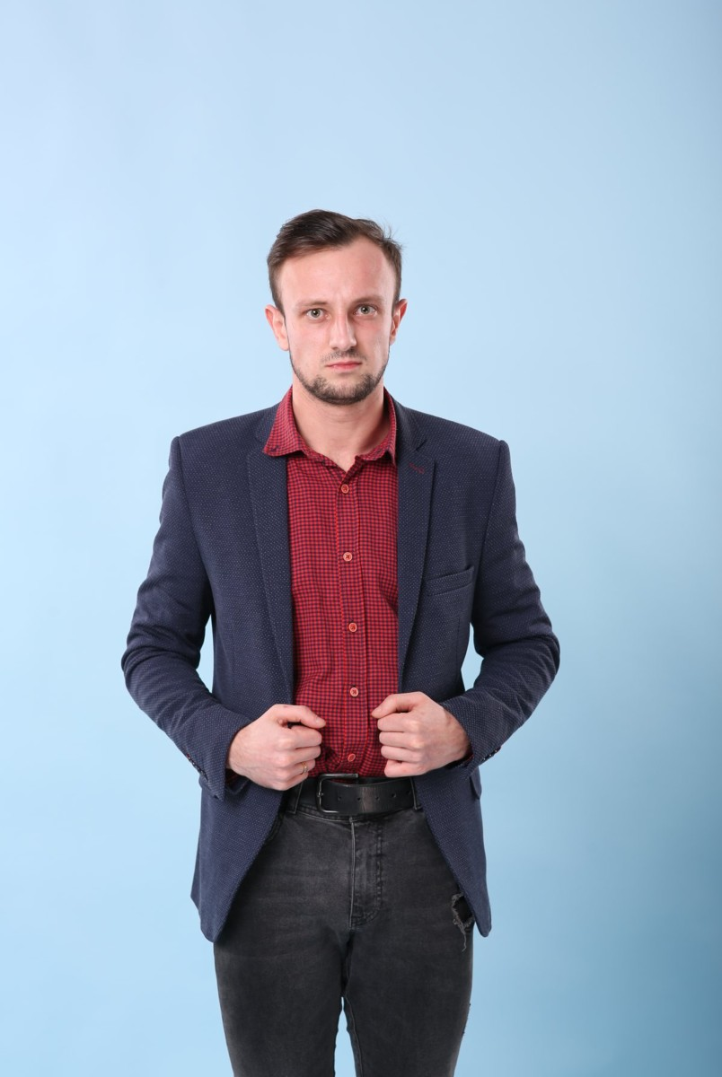 Seryoga Parfonov